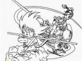 Dragon Ball Z Goku Coloring Pages Free Printable Coloring Image Bulma03