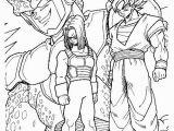 Dragon Ball Z Goku Coloring Pages Pin On Goku
