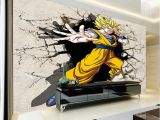 Dragon Wall Murals Large Dragon Ball Wallpaper 3d Anime Wall Mural Custom Cartoon