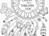 Dream Catcher Coloring Pages Pin Od Magdalena sowińska Kaczmarek Na Inspiracje