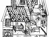 Dream House Coloring Pages 4c3ba53 Coloring Pages Parts A House