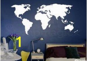 Dry Erase World Map Wall Mural 28 Best World Map Sticker Decor Images