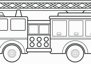 Dump Truck Coloring Book Pages Coloring Fire Truck Coloring Pages Firetruck Page Free Media Cute