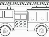 Dump Truck Coloring Pages for toddlers Coloring Fire Truck Coloring Pages Firetruck Page Free Media Cute