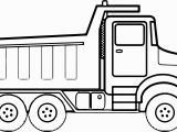 Dump Truck Coloring Pages for toddlers Construction Coloring Pages Tipper Truck Full Od Sand Coloring Page