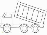 Dump Truck Coloring Pages for toddlers Dump Truck Coloring Pages Crafting Dump Truck Coloring 11 Tipper