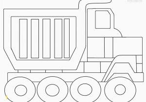 Dump Truck Coloring Pages Printable Dump Truck Coloring Page New Simplified Adult Coloring Pages Trucks