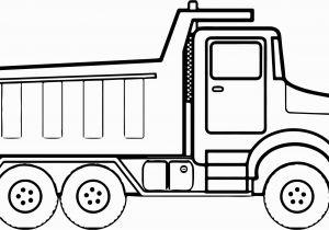 Dump Truck Coloring Pages Printable Dump Truck Coloring Pages Printable Beautiful Dump Truck Coloring