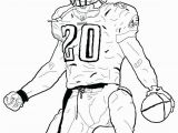 Eagles Football Player Coloring Pages Best Eagle Coloring Pages