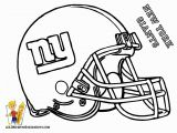 Eagles Football Player Coloring Pages Ny Giants Free Printable Coloring Helmet