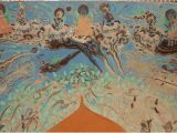 Early American Wall Murals Dunhuang and Be Ing Chinese