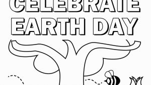 Earth Day Coloring Pages Printable Earth Day Coloring Sheet 2015