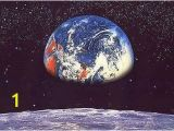 Earth From Space Wall Mural Komar 8 019 8 Pc Earth Moon Space Mural Wall Mural Wallpaper