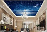 Earth Rising Wall Mural Moonlit Twinkle Star Wallpaper Wall Decals Wall Art Print