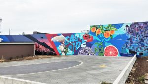East Nashville Wall Murals Eastside Murals – Nashville Public Art