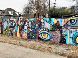 East Nashville Wall Murals Grimm Rudloff by andee Rudloff and Max Grimm Nashville