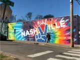 East Nashville Wall Murals This Sweet New Mural In 12south Check Out Our New Nashville