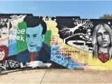 East Nashville Wall Murals Time Passes Nashville Mural Streetart Urbanart
