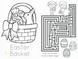 Easter Basket Coloring Pages Free Easter Coloring Pages Luxury Cute Easter Coloring Pages Free