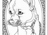 Easter Beagle Coloring Pages Beagle Coloring Pages Inspirational Coloring Page Portrait Dog