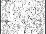 Easter Beagle Coloring Pages Beagle Coloring Pages Luxury De Stress with Dogs Downloadable 10