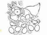 Easter Coloring Pages for Teens Peter Rabbit and Jemima Puddle Duck Activity Printables