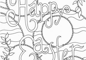 Easter Coloring Pages Hard Easter Coloring Pages Doodle Art Alley