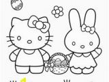 Easter Coloring Pages Hello Kitty 127 Best Hello Kitty Images In 2020