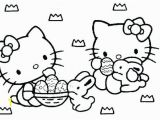 Easter Coloring Pages Hello Kitty Fascinating Coloring Pages Easter Egg Line Picolour
