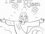 Easter Coloring Pages Jesus is Alive Jesus is Alive Coloring Page at Getcolorings