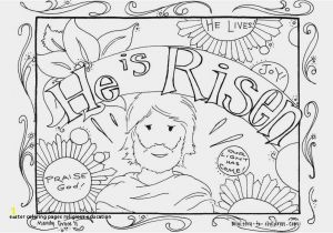 Easter Coloring Pages Religious Education 20 Easter Coloring Pages Religious Education