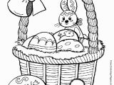 Easter Pages to Print and Color Easter Coloring Pages to Print