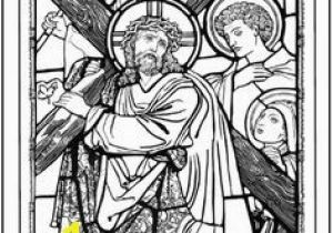 Easter Stained Glass Coloring Pages 358 Best Stained Glass Images On Pinterest