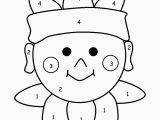 Easy Color by Number Coloring Pages Easy Color by Number Coloring Home