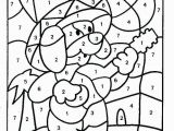 Easy Color by Number Coloring Pages Free Printable Color by Number Coloring Pages Best