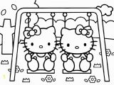 Easy Coloring Pages Of Hello Kitty Line Interactive Coloring Pages Coloring Home
