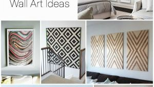 Easy Diy Wall Murals Decorating Walls Scale Wall Art Ideas