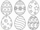 Easy Easter Egg Coloring Pages 271 Free Printable Easter Egg Coloring Pages