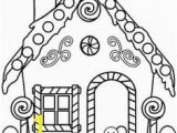 Easy Gingerbread House Coloring Pages 278 Best Coloring Books Images On Pinterest