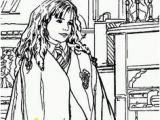 Easy Harry Potter Coloring Pages Harry Potter Coloring Page