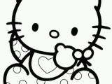 Easy Hello Kitty Coloring Pages Free Big Hello Kitty Download Free Clip Art