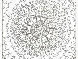 Easy Mandala Coloring Pages Simple Mandala Coloring Pages Awesome Simple Mandala Coloring Pages