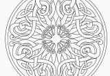 Easy Mandala Coloring Pages Simple Mandala Coloring Pages Inspirational Simple Mandala Coloring
