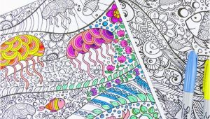 Easy Peasy and Fun Coloring Pages for Adults Under the Sea Coloring Pages for Adults Easy Peasy and