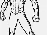 Easy Spiderman Coloring Pages Marvelous Image Of Free Spiderman Coloring Pages