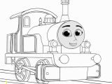 Easy Thomas the Train Coloring Pages Thomas the Train Easy Coloring Pages