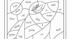 Educational Coloring Pages for 2nd Grade Blasting F with Verbs Free 2nd Grade English Worksheet