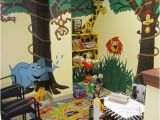 Educational Murals for Walls Children Love the Wall Murals Reading and Playing with