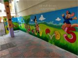 Educational Murals for Walls Pin by Sar Wall Decors On 3d Wall Painting for Play Schools