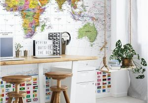 Educational Murals for Walls World White Flags In 2019 Shades Of White Decor
